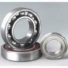 Miniaturkugellager NSK 698 2RS / 8 x 19 x 6 mm