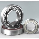 Miniaturkugellager NSK 689 2RS / 9 x 17 x 5 mm